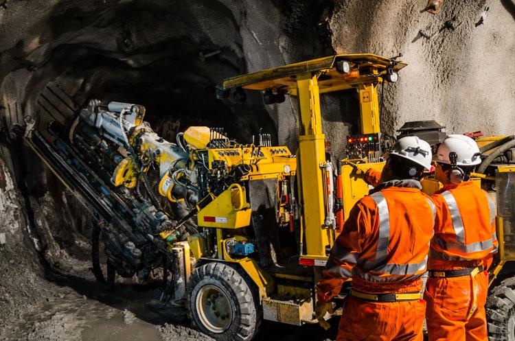 mining equipment hydraulics