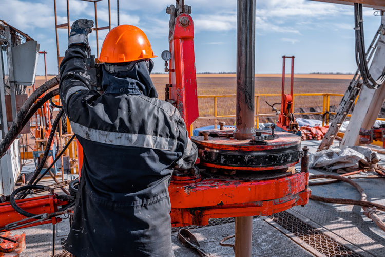 oil and gas equipment hydraulics